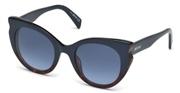 Selecteer om een bril te kopen of de foto te vergroten, Just Cavalli JC786S-92W.