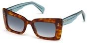 Selecteer om een bril te kopen of de foto te vergroten, Just Cavalli JC819S-53W.