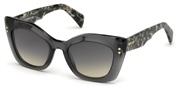 Selecteer om een bril te kopen of de foto te vergroten, Just Cavalli JC820S-20B.