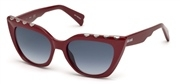 Selecteer om een bril te kopen of de foto te vergroten, Just Cavalli JC821S-69B.