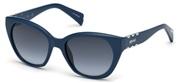 Selecteer om een bril te kopen of de foto te vergroten, Just Cavalli JC822S-90W.