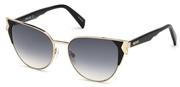 Selecteer om een bril te kopen of de foto te vergroten, Just Cavalli JC825S-01B.