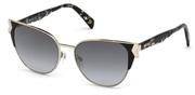 Selecteer om een bril te kopen of de foto te vergroten, Just Cavalli JC825S-55C.