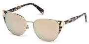 Selecteer om een bril te kopen of de foto te vergroten, Just Cavalli JC825S-74Z.