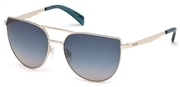 Selecteer om een bril te kopen of de foto te vergroten, Just Cavalli JC829S-28P.
