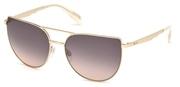 Selecteer om een bril te kopen of de foto te vergroten, Just Cavalli JC829S-72B.