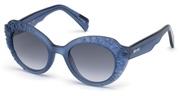Selecteer om een bril te kopen of de foto te vergroten, Just Cavalli JC830S-79W.