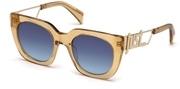 Selecteer om een bril te kopen of de foto te vergroten, Just Cavalli JC831S-72W.