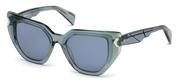 Selecteer om een bril te kopen of de foto te vergroten, Just Cavalli JC835S-87V.