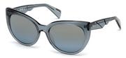 Selecteer om een bril te kopen of de foto te vergroten, Just Cavalli JC836S-87X.