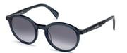 Selecteer om een bril te kopen of de foto te vergroten, Just Cavalli JC838S-87B.