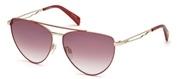 Selecteer om een bril te kopen of de foto te vergroten, Just Cavalli JC839S-72T.