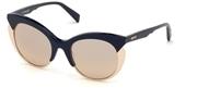 Selecteer om een bril te kopen of de foto te vergroten, Just Cavalli JC868S-92T.