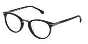 Selecteer om een bril te kopen of de foto te vergroten, Lozza VL4098-BLKM.