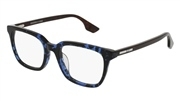 Selecteer om een bril te kopen of de foto te vergroten, McQ MQ0065O-003.