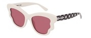 Selecteer om een bril te kopen of de foto te vergroten, McQ MQ0143S-005.