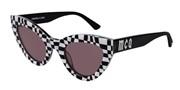 Selecteer om een bril te kopen of de foto te vergroten, McQ MQ0152S-003.