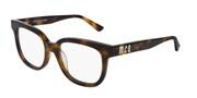 Selecteer om een bril te kopen of de foto te vergroten, McQ MQ0154O-003.
