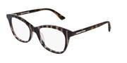 Selecteer om een bril te kopen of de foto te vergroten, McQ MQ0169O-004.