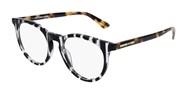 Selecteer om een bril te kopen of de foto te vergroten, McQ MQ0172O-003.