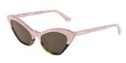 Selecteer om een bril te kopen of de foto te vergroten, McQ MQ0189S-004.