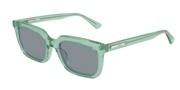 Selecteer om een bril te kopen of de foto te vergroten, McQ MQ0191S-004.