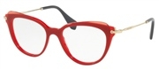 Selecteer om een bril te kopen of de foto te vergroten, MiuMiu 0MU01QV-VX91O1.