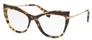 Selecteer om een bril te kopen of de foto te vergroten, MiuMiu 0MU06PV-VIF1O1.