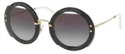 Selecteer om een bril te kopen of de foto te vergroten, MiuMiu 0MU06SS-VYU5D1.
