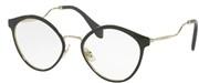Selecteer om een bril te kopen of de foto te vergroten, MiuMiu 0MU52QV-1AB1O1.
