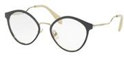 Selecteer om een bril te kopen of de foto te vergroten, MiuMiu 0MU52QV-SSI1O1.