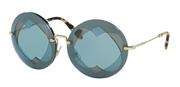 Selecteer om een bril te kopen of de foto te vergroten, MiuMiu MU01SS-VA06P2.