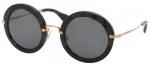 Selecteer om een bril te kopen of de foto te vergroten, MiuMiu MU13NS-1AB1A1.