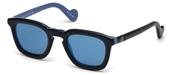 Selecteer om een bril te kopen of de foto te vergroten, Moncler Lunettes ML0006-05X.
