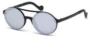 Selecteer om een bril te kopen of de foto te vergroten, Moncler Lunettes ML0064-01C.