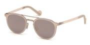 Selecteer om een bril te kopen of de foto te vergroten, Moncler Lunettes ML0065-72G.