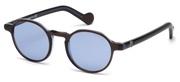 Selecteer om een bril te kopen of de foto te vergroten, Moncler Lunettes ML0074-50V.