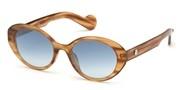 Selecteer om een bril te kopen of de foto te vergroten, Moncler Lunettes ML0077-47W.
