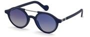 Selecteer om een bril te kopen of de foto te vergroten, Moncler Lunettes ML0083-91X.