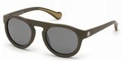 Selecteer om een bril te kopen of de foto te vergroten, Moncler Lunettes ML0088-94C.