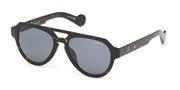 Selecteer om een bril te kopen of de foto te vergroten, Moncler Lunettes ML0094-52A.
