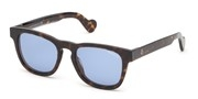 Selecteer om een bril te kopen of de foto te vergroten, Moncler Lunettes ML0098-52V.