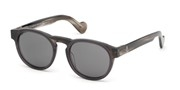 Selecteer om een bril te kopen of de foto te vergroten, Moncler Lunettes ML0099-20A.