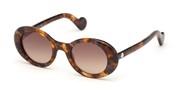 Selecteer om een bril te kopen of de foto te vergroten, Moncler Lunettes ML0101-55G.