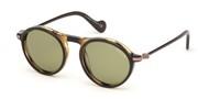 Selecteer om een bril te kopen of de foto te vergroten, Moncler Lunettes ML0103-50N.