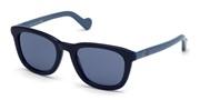 Selecteer om een bril te kopen of de foto te vergroten, Moncler Lunettes ML0118-92X.