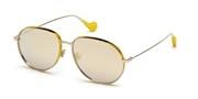 Selecteer om een bril te kopen of de foto te vergroten, Moncler Lunettes ML0120-32L.