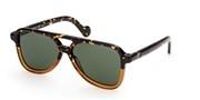 Selecteer om een bril te kopen of de foto te vergroten, Moncler Lunettes ML0140-56N.