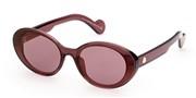 Selecteer om een bril te kopen of de foto te vergroten, Moncler Lunettes ML0142-75Z.