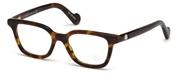 Selecteer om een bril te kopen of de foto te vergroten, Moncler Lunettes ML5001-052.